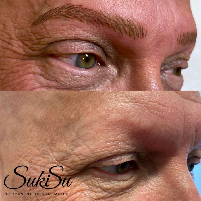 eyebrow tattooing for men near me