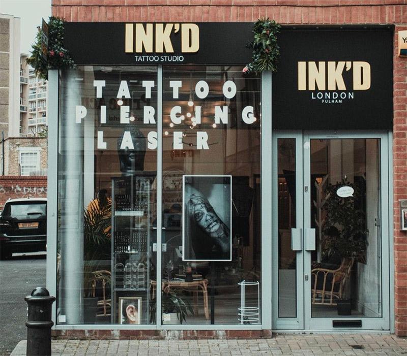 inkd london laser and scar tattoo studio fulham london