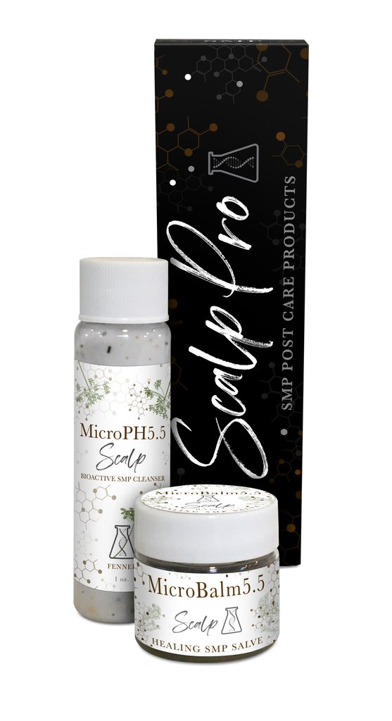 SMP scalp pro aftercare