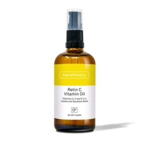 face theory retin-c scar treatment oil