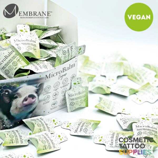 membrane postcare microbalm vegan pillow packs 5ml